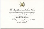 President and Mrs. Richard M. Nixon to Senator James O. Eastland, 5 January 1973
