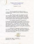 Vice President Nelson A. Rockefeller to Senator James O. Eastland, 17 December 1975