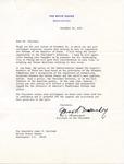 Max L. Friedersdorf to Senator James O. Eastland, 25 November 1975