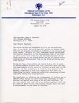 Barbara P. Pomeroy to Senator James O. Eastland, 22 August 1978 by Barbara Pomeroy