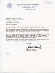 Hubert L. Harris, Jr. to Senator James O. Eastland, 20 January 1978 by Hubert L. Harris Jr.