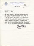 James T. McIntye to Senator James O. Eastland, 24 May 1978 by James T. McIntyre