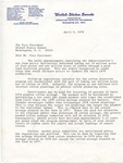Senator James O. Eastland to Walter F. Mondale, 4 April 1978 by James O. Eastland