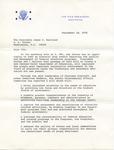 Walter F. Mondale to Senator James O. Eastland, 18 September 1978 by Walter F. Mondale