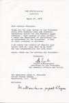 Stuart E. Eizenstat to Senator James O. Eastland, by Stuart Eizenstat
