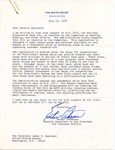 Esther Peterson to Senator James O. Eastland, 20 July 1978 by Esther Peterson