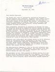 Esther Peterson to Senator James O. Eastland, 28 September 1978 by Esther Peterson