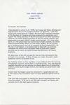 President Jimmy Carter to Senator James O. Eastland, by Jimmy Carter