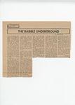 Babble Underground by (Author Unknown)
