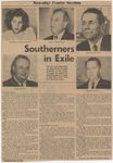 Southerners in Exile by David Zinman