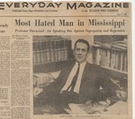Most Hated Man in Mississippi by Dickson Terry