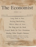The Economist, 11 August 1956 by Author Unknown