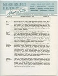 Mississippi History News-Letter, Volume IV, Numbers 7-8 by Mississippi. Dept. of Archives and History