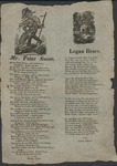Logan Braes by Robert Burns and R.W. Hume, Leith (Edinburgh)