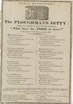 The Ploughman's Ditty