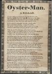 Oyster Man : a ballad