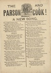 The Parson and Cook!