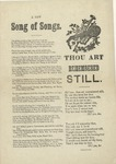 A New Song of Songs