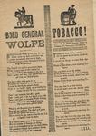 Bold General Wolfe