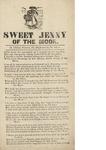 Sweet Jenny of the Moor