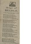 Seige of Belisle