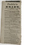 Paddy's Bride