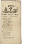 Miss Lucy Long