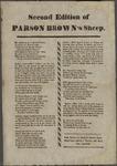 Parson Brown's Sheep