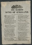 Our Glorious King of England