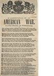 A Lamentation of the American War. Awful Battle At Vicksburg