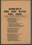 Good-bye and God Bless You, Jack