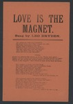 Love is the Magnet