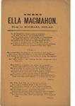 Ella McMahon