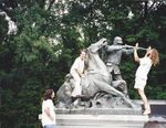 Confederate monument by Kudzu Kings (Musical Group)