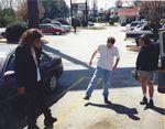 Best Western parking lot by Kudzu Kings (Musical Group)