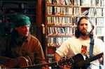 In store performance by Kudzu Kings (Musical Group)