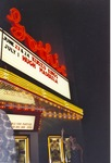 Gothic Theatre marquee by Kudzu Kings (Musical Group)