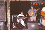 Playing a show: keyboards, electric guitar by Kudzu Kings (Musical Group)