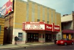 New Daisy Theatre marquee by Kudzu Kings (Musical Group)