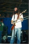 Dave Woolworth, bass guitar by Kudzu Kings (Musical Group)