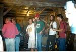 Playing at an event by Kudzu Kings (Musical Group)