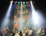 Oxford Music Festival: all-star jam by Kudzu Kings (Musical group)
