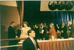 John and Elizabeth Leslie at a function, image 001 by Author Unknown
