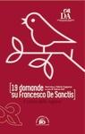 Il canto della ragione: 19 domande su Francesco De Sanctis by Valerio Cappozzo