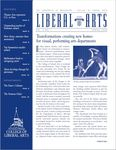 Liberal Arts - Spring 2004 by University of Mississippi. College of Liberal Arts