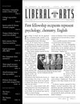 Liberal Arts - Fall 2002 by University of Mississippi. College of Liberal Arts