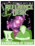 Reference Desk by Alex Watson