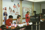 Women at Gulf Coast Women's Coalition To Get Out the Vote by Author Unknown