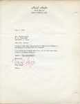 Neal Hefti to Walter Lyons by Neal Hefti and Shelly Manne