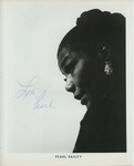Pearl Bailey to Walter Lyons by Pearl Bailey